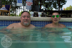FU4A2110 (Lone Star Bears) Tags: bear austin texas gay chubby big men party pool chunky dunk
