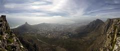 Cape Town Panorama (Stonebridge65) Tags: capetown southafrica africa panorama nikon d5100 tamron kaapstad zuidafrika afrika view uitzicht tafelberg tablemountain cape westerncape westkaap
