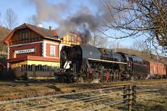 CSD 475.111 Nemilkov 09/02/2008 (stefano.trionfini) Tags: train treni bahn zug steam dampf csd boemia rceca