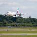 G20 Germany: Eurowings Airbus A319-112  D-ABGO im Landeanflug