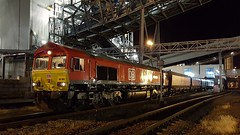66066 (DBS 60100) Tags: class66 dbschenker dbcargo draxpowerstation coal 66066 geoffspencer