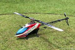 700XT試機 (Louis Liu) Tags: 700x hobbywing align 160a rcproplus