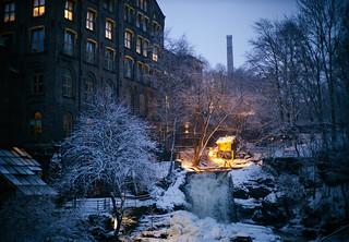 Oslo Riverside Factory