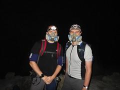 Heavy Breathing (Canis lupus alba) Tags: kawah ijen kawahijen indonesia java licin banyuwangi volcano caldera bluefire sulphur sulfur crater