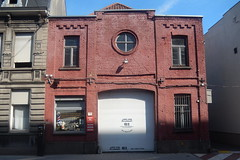 Sint-Amandsstraat 61, Roeselare (Erf-goed.be) Tags: roeselare magazijn archeonet geotagged geo:lon=3124 westvlaanderen geo:lat=509486 atelier61