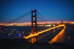 A Darker Bridge (Thomas Hawk) Tags: 75thbirthdaygoldengatebridge america batteryspencer california goldengatebridge marin marinheadlands sanfrancisco usa unitedstates unitedstatesofamerica bridge millvalley us fav10 fav25 fav50 fav100