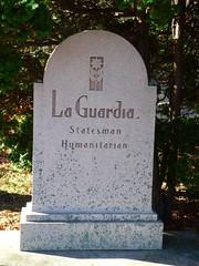 LaGuardia (amiterangi1) Tags: woodlawncemetery autumn cemetery woodlawn laguardia