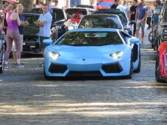 Lamborghini Aventador LP 700-4 K7NEO (Andrew 2.8i) Tags: queen queens square bristol breakfast club car cars classic classics show meet italian exotic sports sportscar super supercar rmr 4wd lambo 4x4 lp7004 lp 700 7004 lp700 aventador lamborghini