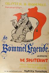 1963 Bommel (Steenvoorde Leen - 4 ml views) Tags: 2017 doorn utrechtseheuvelrug comicbook strip stripboek comic bommel heerbommel bommellegende despliterwt