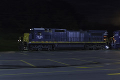 Night moves (Thomas Coulombe) Tags: panamrailways panam wapo gec408 c408 freighttrain train pan belgrade maine