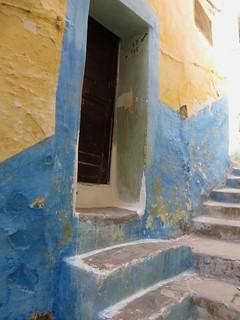 Couleurs de la rue, Moulay Driss Zerhoun, province de Meknès, Maroc.