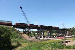 BNSF 3852 (CC 8039) Tags: bnsf trains et44c4 es44ac ac44cw trestle bridge media illinois