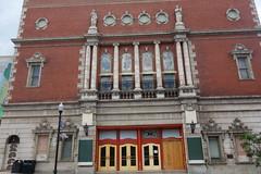 Mishler Theatre Facade (YouTuber) Tags: mishlertheatre altoona pennsylvania 12thavenue altoonatheater