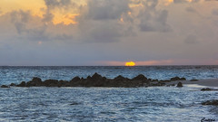 Maldives sunset - Hangnaameedhoo, Maldives (cattan2011) Tags: traveltuesday travelbloggers travelphotography travel beaches waterscape seascape natureperfection naturephotography nature sunset landscapephotography landscape hangnaameedhoo maldives