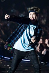Rap Monster (BTS) (Snob_Mushroom) Tags: bts kpop korean man rap monster 랩 몬스터 kim nam joon namjoon 김남준