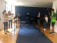 Ensayos VII Festival Peregrinos Musicales