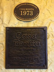 Casa Bonita, Denver (jericl cat) Tags: casa bonita denver 1973 landmark restaurant mexican theme themedexperience show theatre plaque