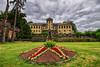 Schloss Hainewalde (Traumlinse) Tags: schloss park alt charakter wolken haus