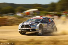 Pierre-Louis Loubet / Vincent Landais (Julien Dillocourt) Tags: wrc world rally championship italia sardegna endless island alghero jumping dust jumpinginthedust pierrelouis loubet vincent landais ford fiesta msport dmack oscaro yeso
