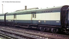 21/12/1970 - Clapham Junction, London. (53A Models) Tags: britishrail southernrailway maunsell postofficestowagevan s4958s npcs claphamjunction london train railway locomotive railroad