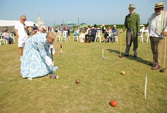 FUNK9270 (Graham Ó Síodhacháin) Tags: broadstairsdickensfestival 2017 croquet victorian dickensian charlesdickens