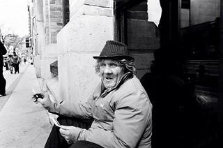 Man on King Street
