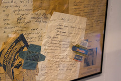 Igor museo, letters (visitsouthcoastfinland) Tags: visitsouthcoastfinland degerby igor museum museo finland suomi travel history indoor