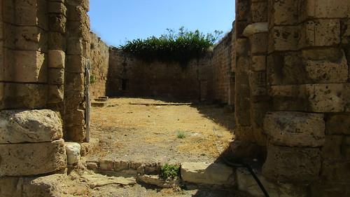 Church in ruins, Famagusta