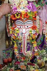 Snana Yatra 2017 - ISKCON-London Radha-Krishna Temple, Soho Street - 04/06/2017 - IMG_3037 (DavidC Photography 2) Tags: 10 soho street london w1d 3dl iskconlondon radhakrishna radha krishna temple hare harekrishna krsna mandir england uk iskcon internationalsocietyforkrishnaconsciousness international society for consciousness snana yatra abhishek bathe deity deities srisri sri lord jagannath baladeva subhadra 4 4th june summer 2017