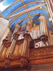 2017 - Morlaix, église Saint-Melaine (119) (maryvalem) Tags: france bretagne finistère morlaix eglise alem lemétayer lemétayeralain orgues