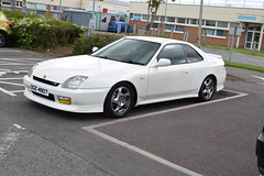 1999 Honda  Prelude Type S (VERY RARE) (>Tiarnán 21<) Tags: you can only get these japan find one uk is super rare not many were ever imported honda type s