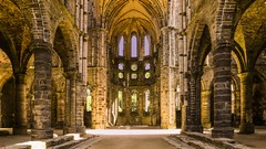 Ruines - 3248 (YᗩSᗰIᘉᗴ HᗴᘉS +6 500 000 thx❀) Tags: abbaye ruine ruin ruines old bâtiment architecture villerslaville belgium belgique hensyasmine
