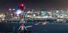 Light line of Tokyo Bay (sapphire_rouge) Tags: お台場 japan 東京 臨海副都心 beach tokyobay 湾岸 nightview reflection seaside coast ngc 貿易センタービル 高層ビル 展望室