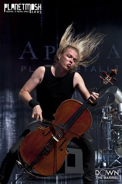Apocalyptica - Tuska 2017