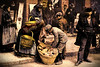 Digital Oil Painting of Bread Sellers by Charles W. Bailey, Jr. (Charles W. Bailey, Jr., Digital Artist) Tags: breadsellers streetscene city usa northamerica photoshop photomanipulation topaz topazlabs topazdenoise topazdetail topazclarity topazrestyle topazimpression rembrandt oilpainting painting art fineart visualarts digitalart artist digitalartist charleswbaileyjr