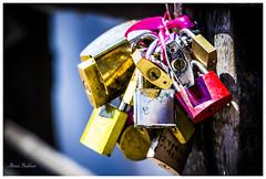 Lock Love Lock (Alireza Sheikhan) Tags: lock love close shiny metal key venezia italia italy canon eos 700d