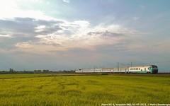 Pilota UIC-X (MattiaDeambrogio) Tags: treno treni train trains pilota uicx vespolate