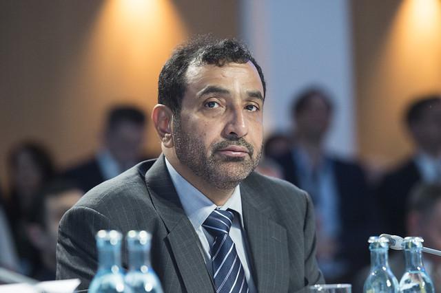Abdullah Salem Al Katheeri in attendance