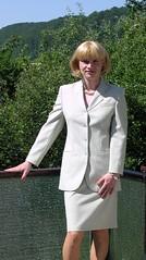 Skirtsuit 2003 (Marie-Christine.TV) Tags: feminine transvestite lady mariechristine skirtsuit secretary sekretärin kostüm businesssuit elegant woman businesslady