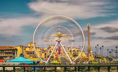 County Fair (Tony L2008) Tags: sandiegocountyfair ferriswheel 10stopfilter longexposure