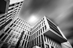 Architecture (michel1276) Tags: architektur architecture blackwhite bw schwarzweis langzeitbelichtung longexposure haida nd64