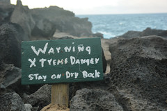 Xtreme Danger (radargeek) Tags: hawaii maui isleofmaui nakaleleblowhole