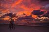 Cancún, Quintana Roo, México (Jos Monreal) Tags: dawn sundawn amanecer cancun quintanaroo mexico mexicodesconocido visitmexico canont3i canon canonphotographer canonglobal canonphoto canonmexicana canonmexico canonphotography sea mar beach playa travel travels nubes nube specland