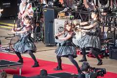 BABYMETAL at Shoreline Amphitheatre #17 (satoshikom) Tags: panasonicdmczs100 babymetal shorelineamphitheatre heavymetal concert yuimetal moametal sumetal