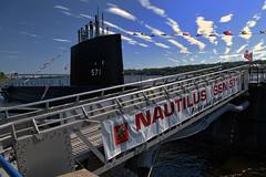 USS Nautilus (SSN 571) (Kelly Nigro) Tags: groton ct usa submarine uss nautilus