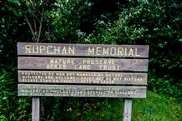 Ropchan Memorial Nature Preserve - June 20, 2017