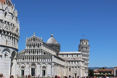 Leaning Tower of Pisa, Piazza dei Miracoli (jordanlouisephillips) Tags: pisa florence leaningtower leaningtowerofpisa tower marble church cathedral golden architecture travel venice beautiful holybuilding