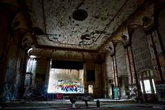 Concerto (exploring_harriz) Tags: urbex urban exploring lostplaces lost places abandoned verlasseneorte verlassen ruins modernruins lostplace germany sony alpha sonyalpha6000 sonyalpha