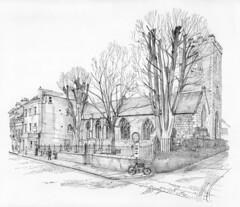 St Martin-cum-Gregory, Micklegate, York