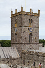St David's Cathedral 11 (ahisgett) Tags: wales stdavids davids cathedral
